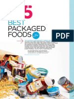 125 Best Packaged Foods for Women