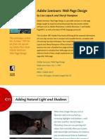 Graphic Design - Advanced Photoshop Techniques
