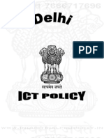 Delhi IT Policy