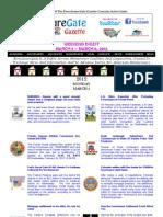 Weekend Digest - March 5 to March 9, 2012 - ForeclosureGate Gazette