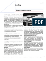 6 Desuperheater Bulletins