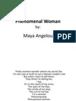 Phenomenal Woman 2