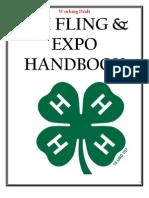 Fling Handbook Draft