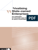 Privatising State-Owned Enterprises