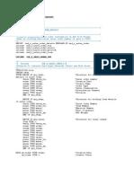 Sales Order Information Report Changes