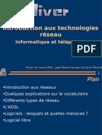 Intro Technos Reseau