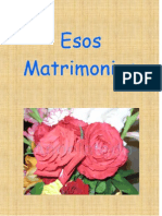 Humor,  Matrimonios, Angelatedo