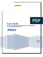 Management & Organization Case Study