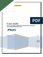 Management & Organization Case Study
