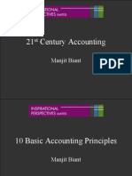 21st Century Accounting