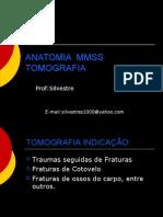ANATOMIA  MMSSTOMOGRAFIA