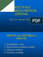 Infectiile SNC