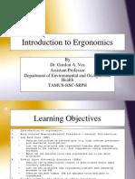 IntroToErgonomics