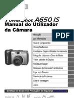 Manual Máquina Fotográfica