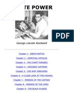 Lincoln Rockwell George - Collection of Works