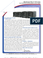 PRO-E Data Sheet