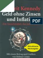 Margrit Kennedy - Geld Ohne Zinsen Und Inflation