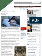 BBC - The Myth of the Eight-hour Sleep