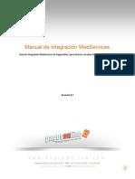 Integracion WebServices R1
