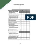 Instrumen Penilaian Silabus Dan RPP GP