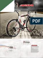 Catalogo Mendiz 2009