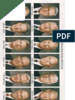 Jogo da Memória 12 Apostolos e Primeira Presidencia