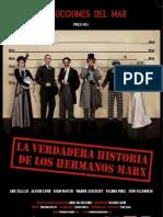 La Verdadera Historia de Los Hermanos MARX