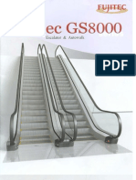 Catalog Fujitec GS8000_Escalators