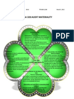 Focus Notes-Audit Materiality