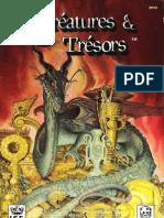 Role Master - Creatures Et Tresors