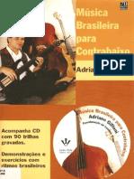 Música Brasileira para Contrabaixo Vol. 1 (Adriano Giffoni)