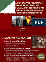 Peraturan & Standar Ttg Kebakaran