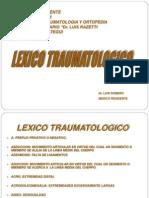 lexico-traumatologico