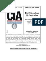 Andreas von Bülow - Die CIA und der 11. September