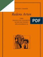 Zimmer, Dieter E - Redens Arten