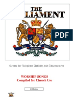 Complete Songs of the Parliament Church