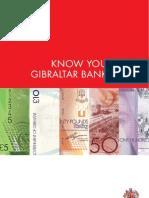 Gibraltar Currency Explanation Booklet