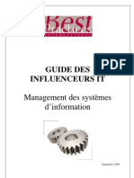 Guide Des Influenceurs IT