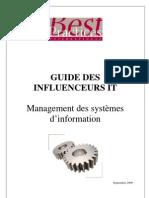 Guide Des Influenceurs IT