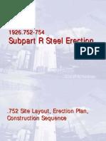 Steel Erection Standard Orientation PART2