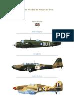 Aviões Aliados de Ataque Ao Solo