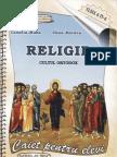 Religie cl a IV-a
