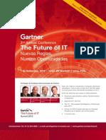 FutureIT Conference Brochure Peru