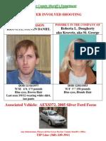 Kravetz Wanted Poster
