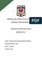Folio Kerjaya (Full Version)