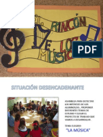 PROYECTO MUSICA