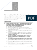 Math Standards Adopted 1997 4