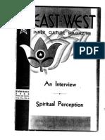 Yogananda - EastWest feb34