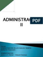 Administracion-ll