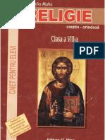 religie cl a VIII-a